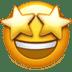 🤩 star-struck Emoji on Apple Platform
