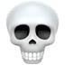 💀 Skull Emoji on Apple Platform