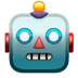 🤖 robot Emoji on Apple Platform