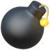 💣 bomb Emoji on Apple Platform