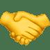 🤝 Handshake Emoji on Apple Platform