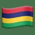 Flag: Mauritius