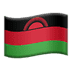 🇲🇼 flag: Malawi Emoji on Apple Platform