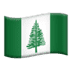 🇳🇫 flag: Norfolk Island Emoji on Apple Platform