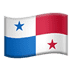 🇵🇦 flag: Panama Emoji on Apple Platform