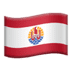 🇵🇫 flag: French Polynesia Emoji on Apple Platform