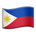 🇵🇭 flag: Philippines Emoji on Apple Platform