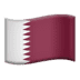 🇶🇦 Qatar Flag Emoji on Apple Platform
