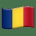 🇷🇴 Romania Flag Emoji on Apple Platform