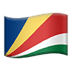 🇸🇨 flag: Seychelles Emoji on Apple Platform