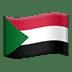 Flag: Sudan