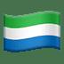 Flag: Sierra Leone
