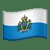 🇸🇲 flag: San Marino Emoji on Apple Platform