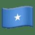 Flag: Somalia