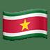Flag: Suriname