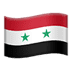 🇸🇾 Syria Flag Emoji on Apple Platform