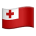 🇹🇴 flag: Tonga Emoji on Apple Platform