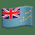 Flag: Tuvalu