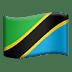 Flag: Tanzania