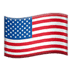 🇺🇸 flag: United States Emoji on Apple Platform