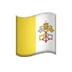 Flag: Vatican City