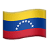 🇻🇪 flag: Venezuela Emoji on Apple Platform