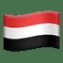🇾🇪 flag: Yemen Emoji on Apple Platform