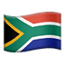 🇿🇦 flag: South Africa Emoji on Apple Platform