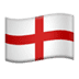 🏴󠁧󠁢󠁥󠁮󠁧󠁿 flag: England Emoji on Apple Platform