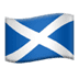 🏴󠁧󠁢󠁳󠁣󠁴󠁿 Scotland Flag Emoji on Apple Platform