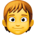 🧑 person Emoji on Facebook Platform