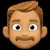 👨🏽 man: medium skin tone Emoji on Facebook Platform