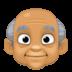 👴🏽 old man: medium skin tone Emoji on Facebook Platform