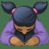 🙇🏾♀️ woman bowing: medium-dark skin tone Emoji on Facebook Platform
