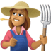👩🏽‍🌾 woman farmer: medium skin tone Emoji on Facebook Platform