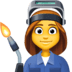 👩‍🏭 woman factory worker Emoji on Facebook Platform
