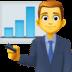 👨💼 man office worker Emoji on Facebook Platform