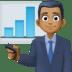 👨🏾💼 Medium Dark Skin Tone Male Office Worker Emoji on Facebook Platform