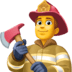 👨‍🚒 man firefighter Emoji on Facebook Platform