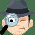 🕵🏻 Light Skin Tone Detective Emoji on Facebook Platform