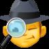 🕵️♂️ man detective Emoji on Facebook Platform