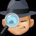 🕵🏼♂️ Medium Light Skin Tone Male Detective Emoji on Facebook Platform