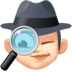 🕵🏻♀️ woman detective: light skin tone Emoji on Facebook Platform