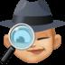 🕵🏼♀️ woman detective: medium-light skin tone Emoji on Facebook Platform