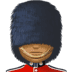 💂🏾‍♂️ man guard: medium-dark skin tone Emoji on Facebook Platform