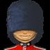 💂🏽♀️ woman guard: medium skin tone Emoji on Facebook Platform