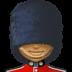 💂🏾♀️ woman guard: medium-dark skin tone Emoji on Facebook Platform