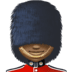 💂🏿‍♀️ woman guard: dark skin tone Emoji on Facebook Platform