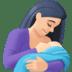 🤱🏻 breast-feeding: light skin tone Emoji on Facebook Platform
