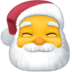 🎅 Santa Claus Emoji on Facebook Platform